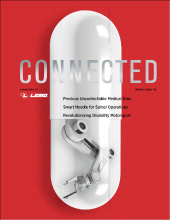 Cover of connected magazine 10