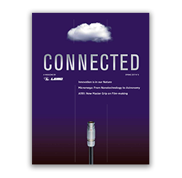 connected magazine 8 cover