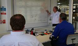 fibre optic training LEMO uk