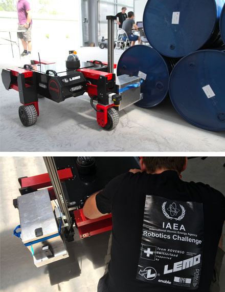 robotics challenge lemo rovenso