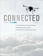 connected 3 magazine cover