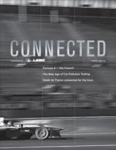connected 6 magazine cover