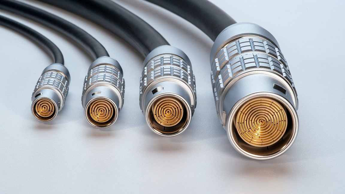 Push Pull Cables >> Multi concentric contact connector | LEMO Connectors | Push-Pull, Circular Connectors | Cables
